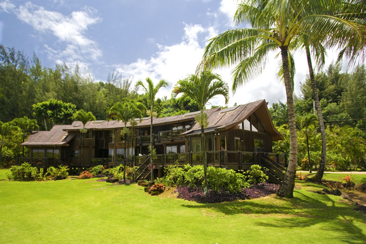 Hanalei Beach House Rental